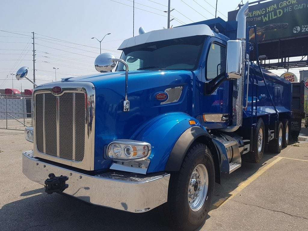 New Used Peterbilt For Sale Autotrader Ca