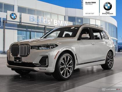 2020 BMW X7 xDrive40i - Hamilton