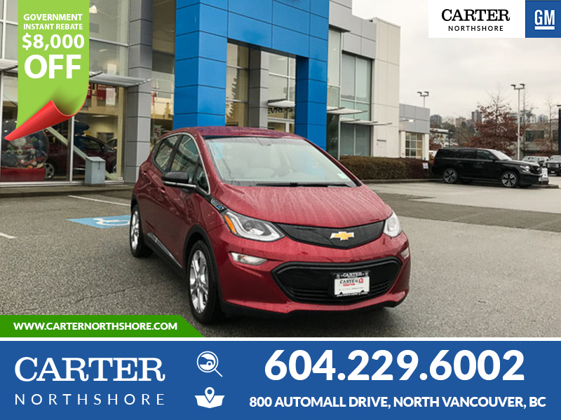 New Used Chevrolet Bolt Ev For Sale In Victoria Autotrader Ca