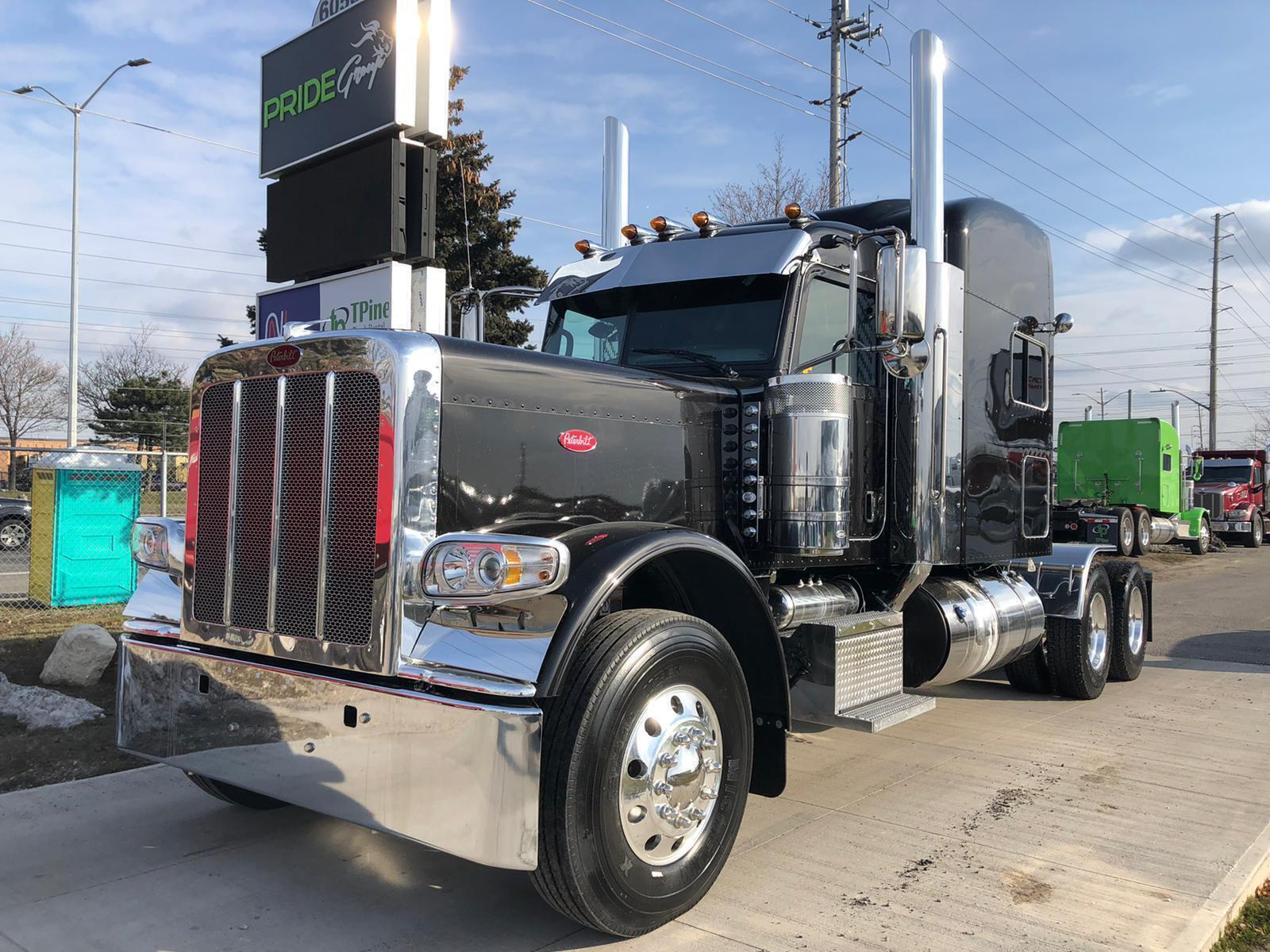 New Used Peterbilt For Sale In Toronto Autotrader Ca