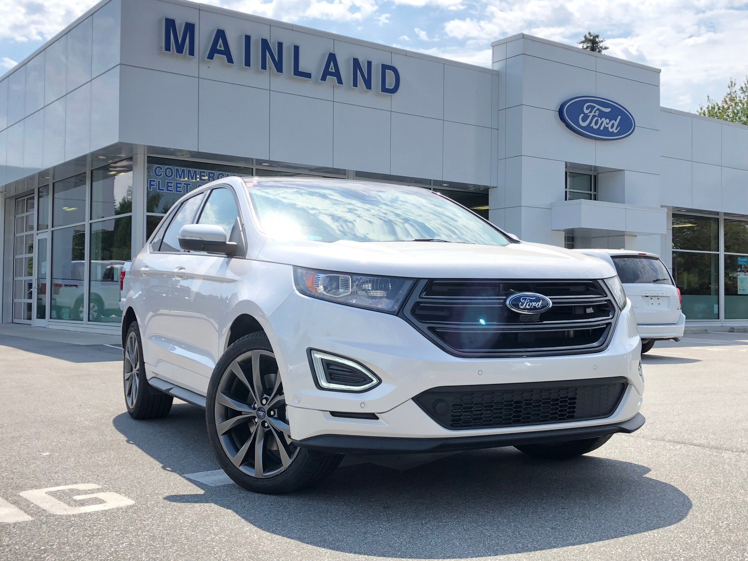 New Used Ford Edge For Sale Autotrader Ca