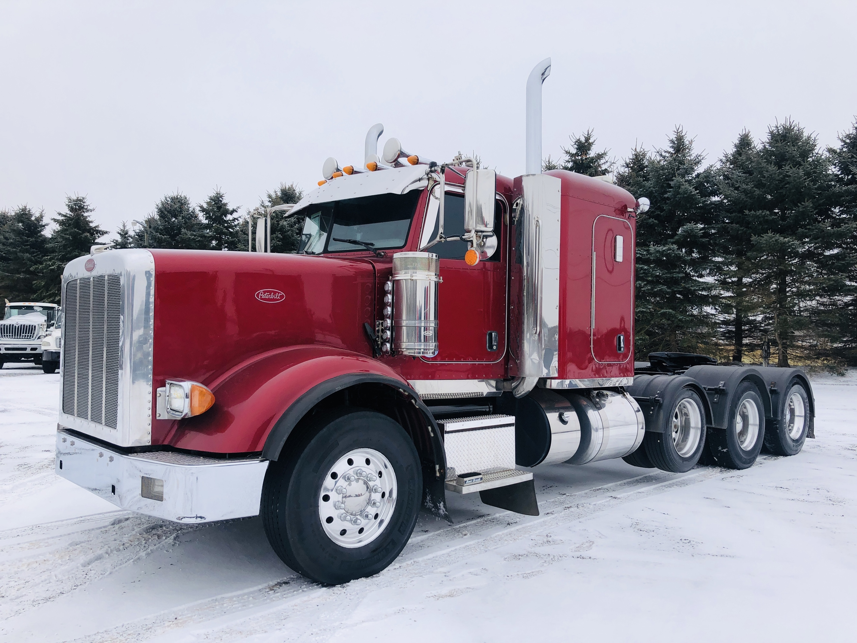 New Used Peterbilt For Sale In Ontario Autotrader Ca