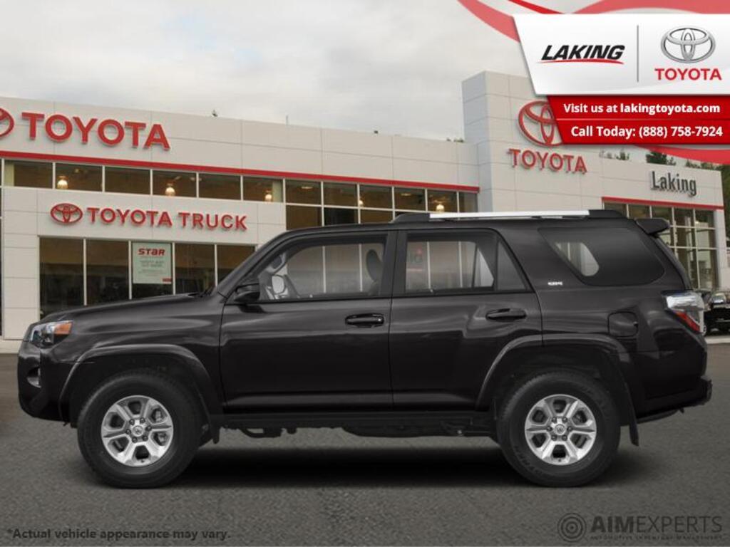2021 Toyota 4runner Venture Package 5 Passenger Sudbury