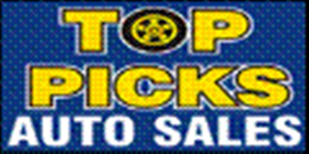 TOP PICKS AUTO SALES