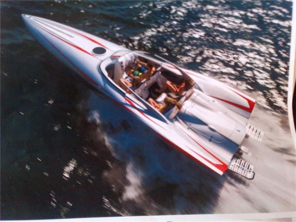 2011 Vector Powerboats Inc V280R Teague - Calgary