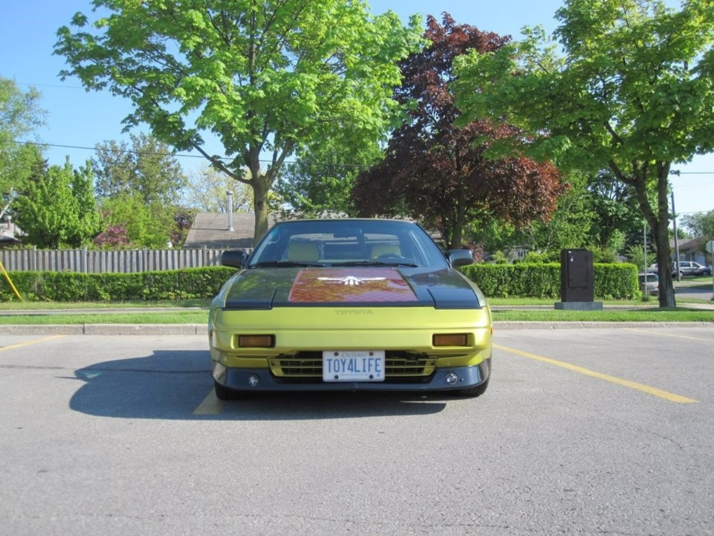 1989 Toyota MR2 - Toronto