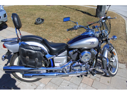 New & Used Yamaha V-Star 650 Classic for sale in Brampton