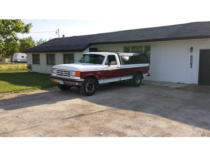 1988 Ford F-150 4x4 - Langley