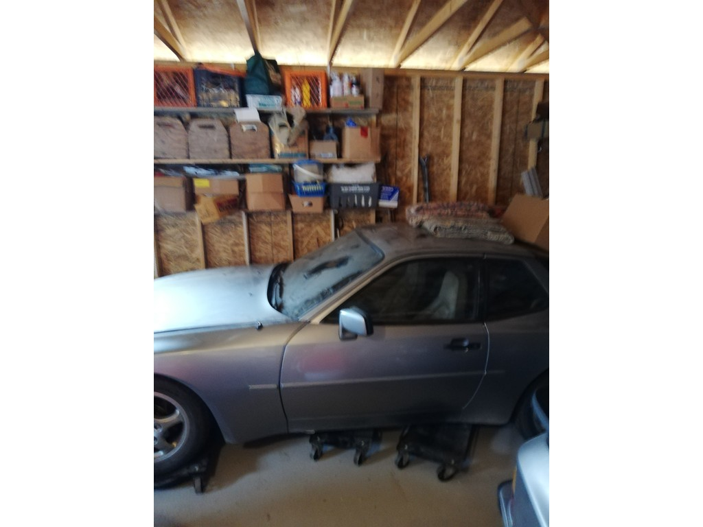 1984 Porsche 944 Parts - Lake Country