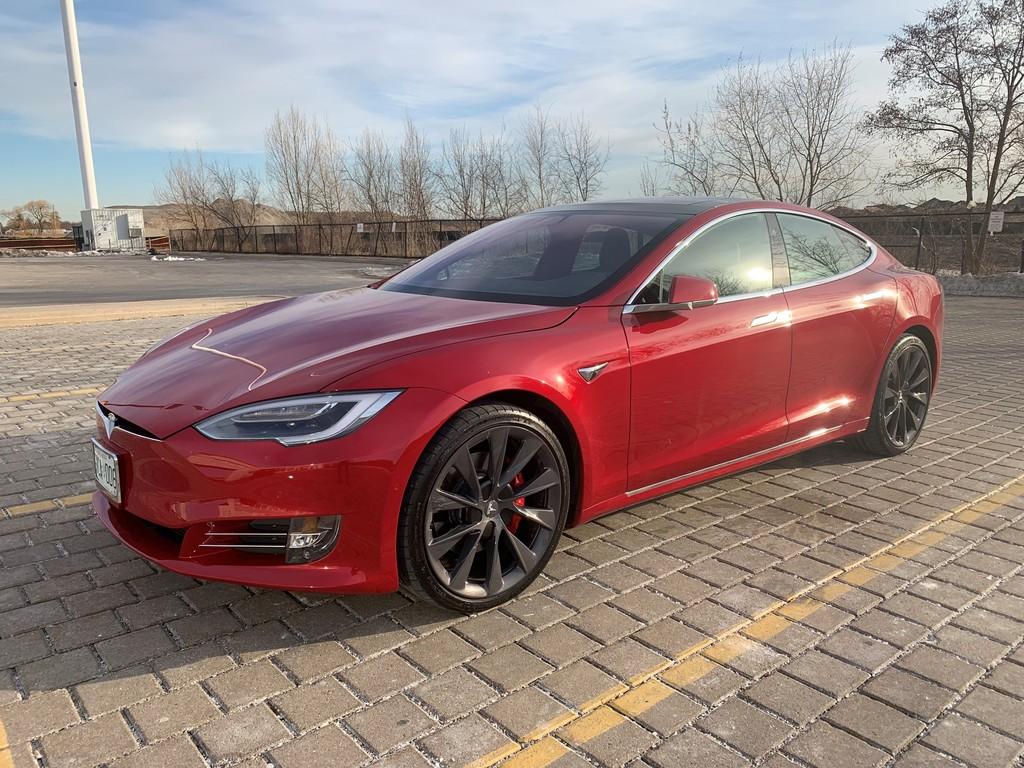 2018 Tesla Model S 2018 Model S P100d Markham