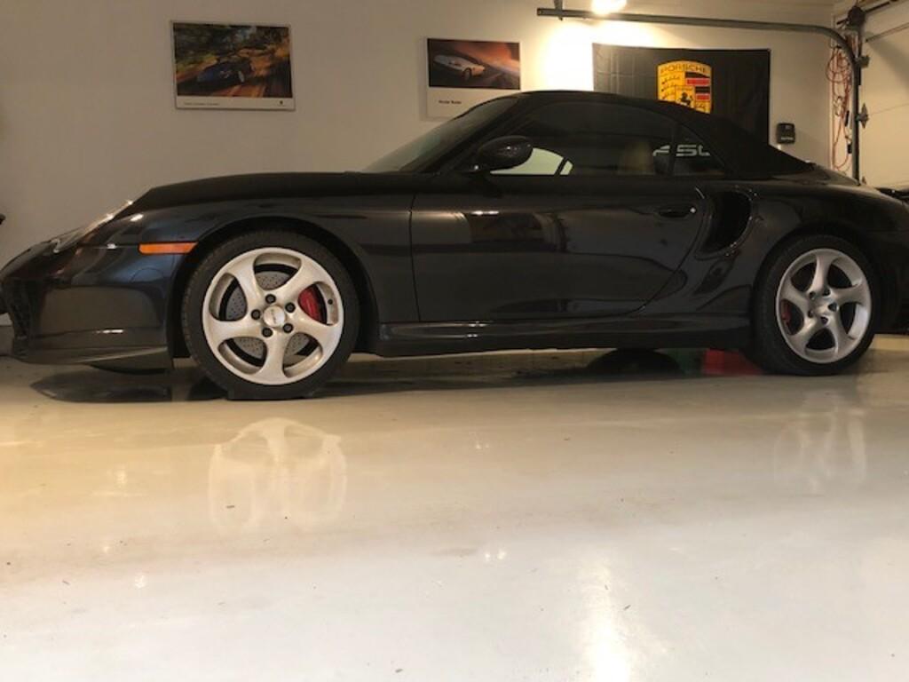 2004 Porsche 911 996 Twin Turbo X50 - Burlington