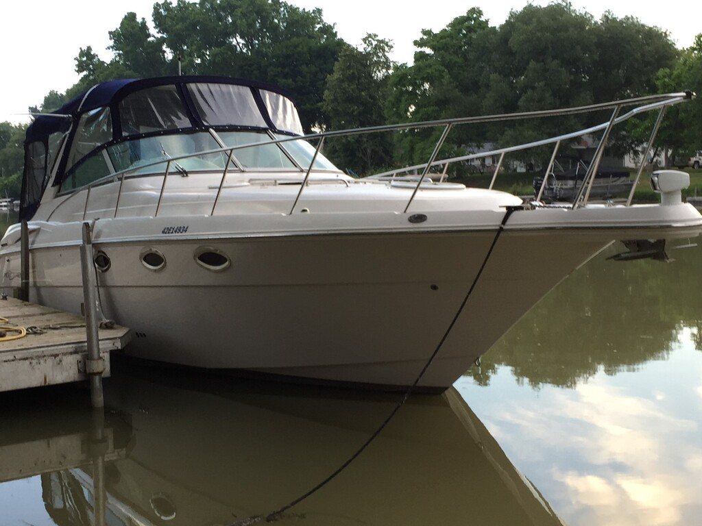 2001 Monterey Boats 36' cruiser - Thedford