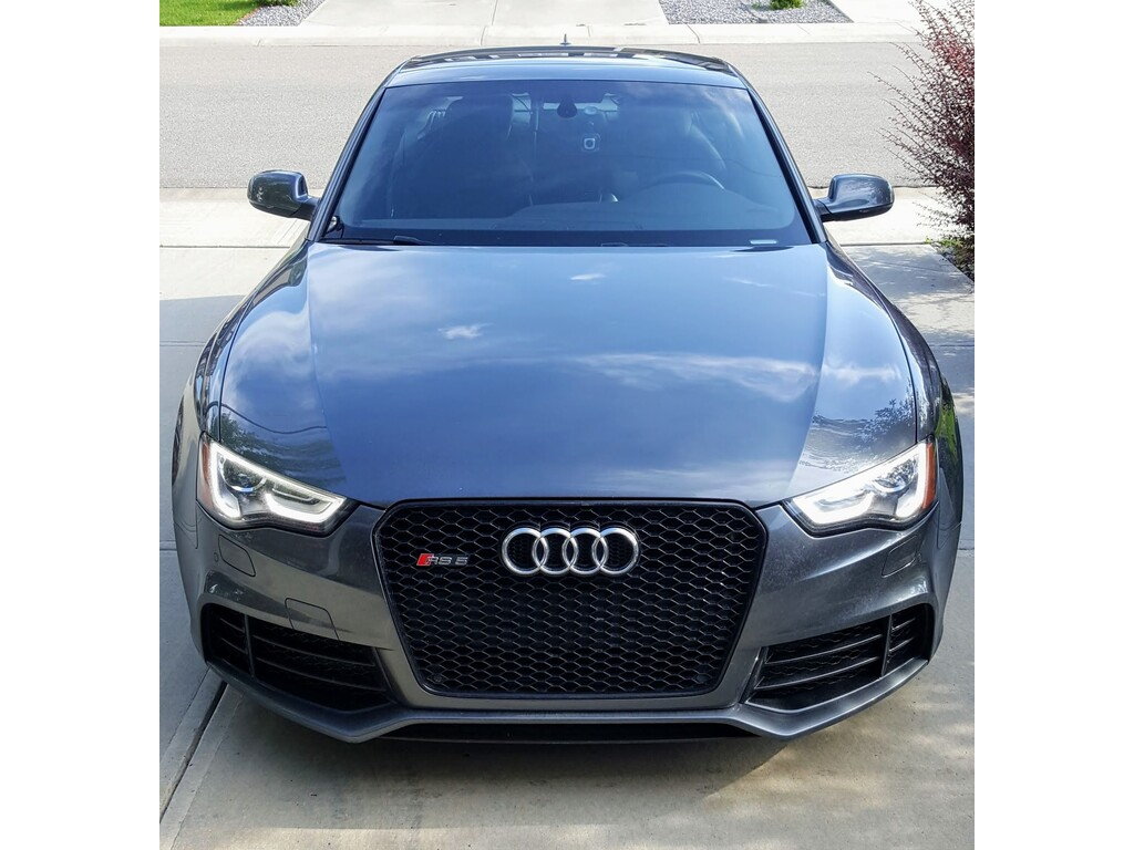 2015 Audi RS 5 2 Door Coupe (Black Optics Package