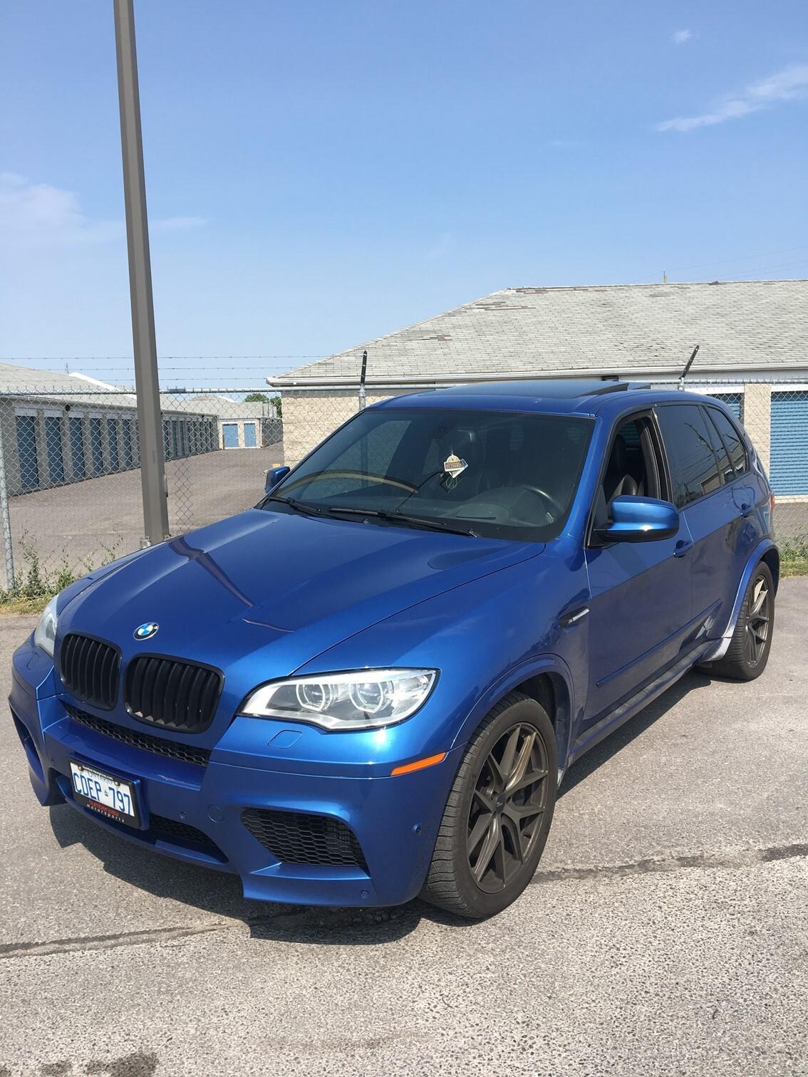 2013 BMW X5 M - East York