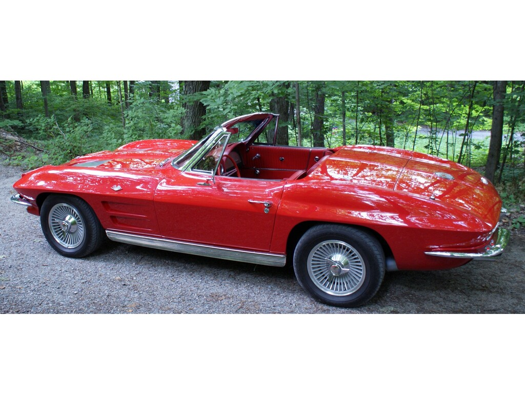 1963 Chevrolet Corvette StingRay - Chelsea