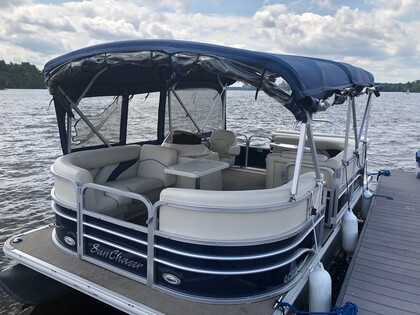 New & Used Pontoon Boats for sale in Gatineau | autoTRADER ca