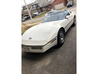 1987 Chevrolet Corvette for sale | autoTRADER ca