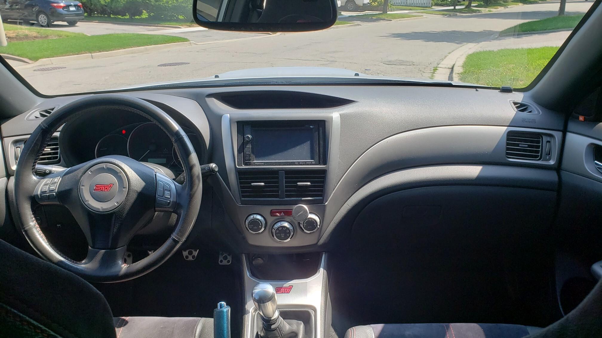 2010 Subaru Impreza WRX STi Hatchback - Scarborough