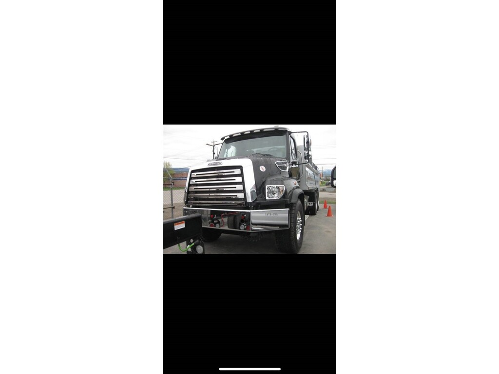 2019 Freightliner 114 SD Brand new - North Vancouver