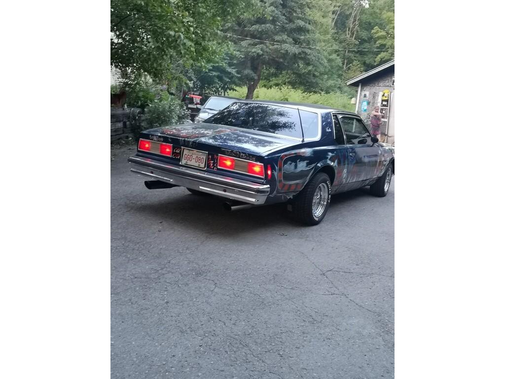 1978 Chevrolet Impala Custom Bubartown