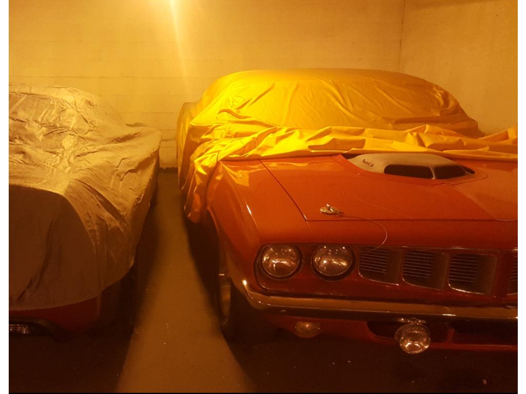 1971 Plymouth CUDA ULTRA RARE CONCOURS RESTO