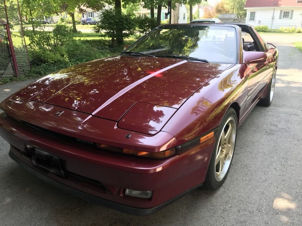 fresh find: july 5th, 2019 - japanese sports cars from the 80s & 90s are on  the rise and the toyota supra is at the top of the list    if you happened