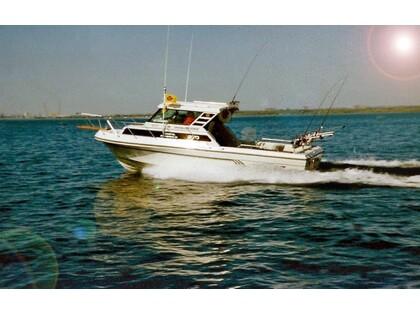 1989 Sportcraft Boats SCR (Sport Fisherman) - Burlington