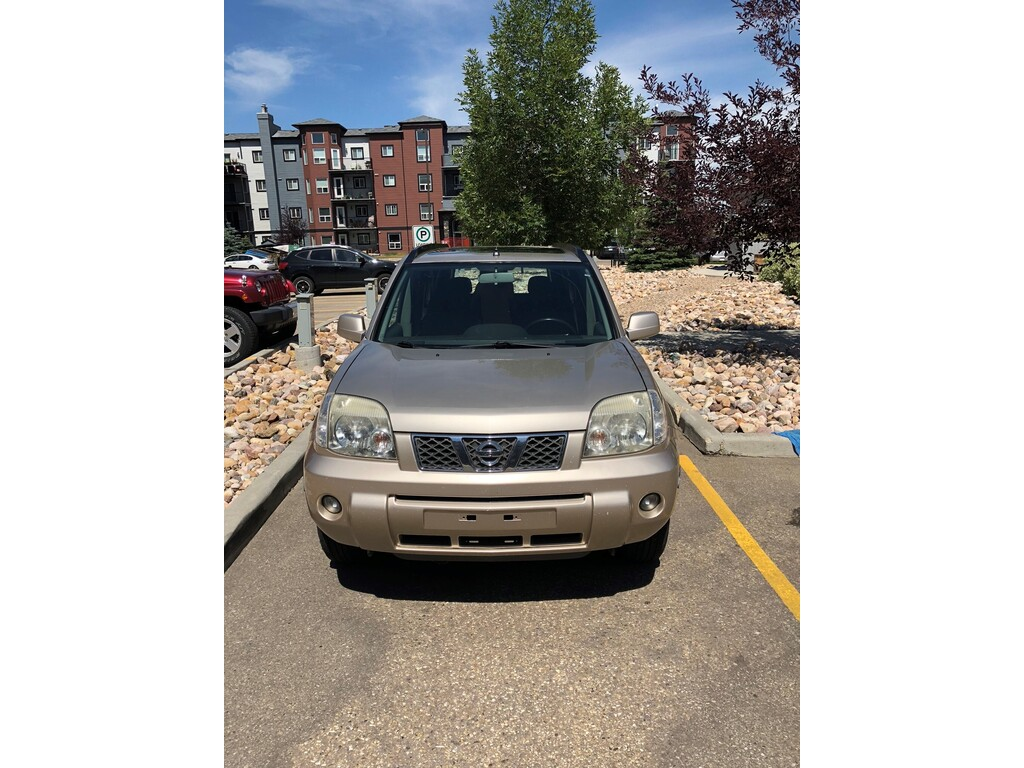 2006 Nissan X-Trail se - Edmonton