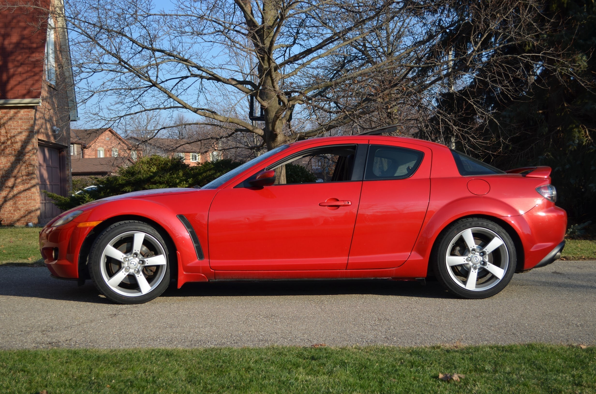 2006 Mazda RX-8 4dr Cpe GT Manual - Brampton