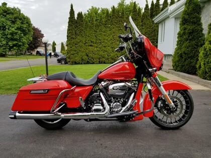 2017 Harley-Davidson Street Glide for sale | autoTRADER ca