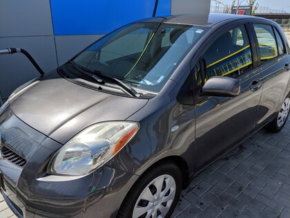 2009 Toyota Yaris for sale | autoTRADER ca