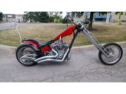New & Used Custom Built Chopper for sale | autoTRADER ca