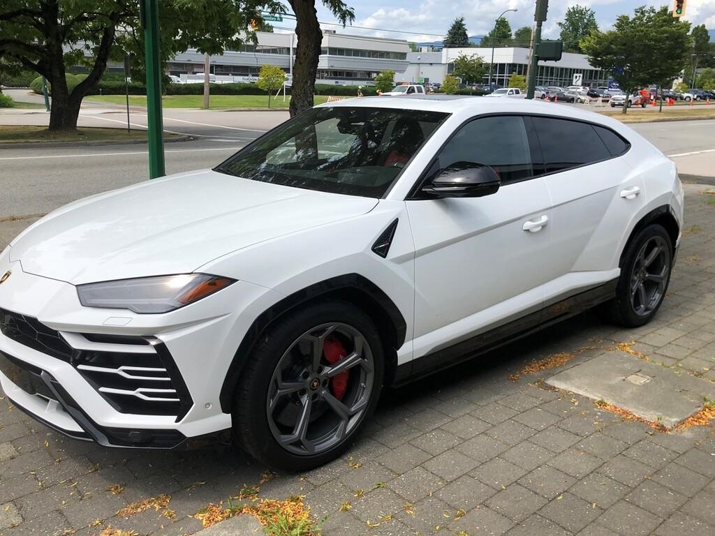2019 Lamborghini Urus - Burnaby
