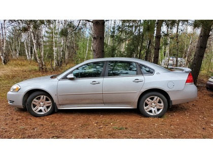 2009 Chevrolet Impala Prices Trims Options Specs Photos Reviews Deals Autotrader Ca